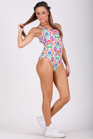 Gardens of Color swimsuit