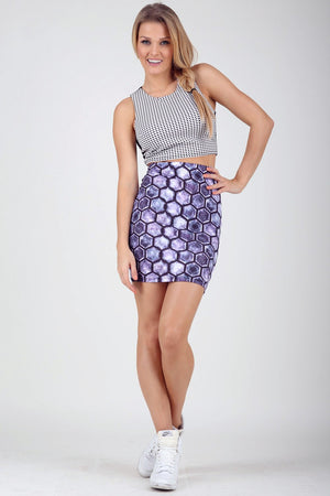 Honey Bee Jewel skirt