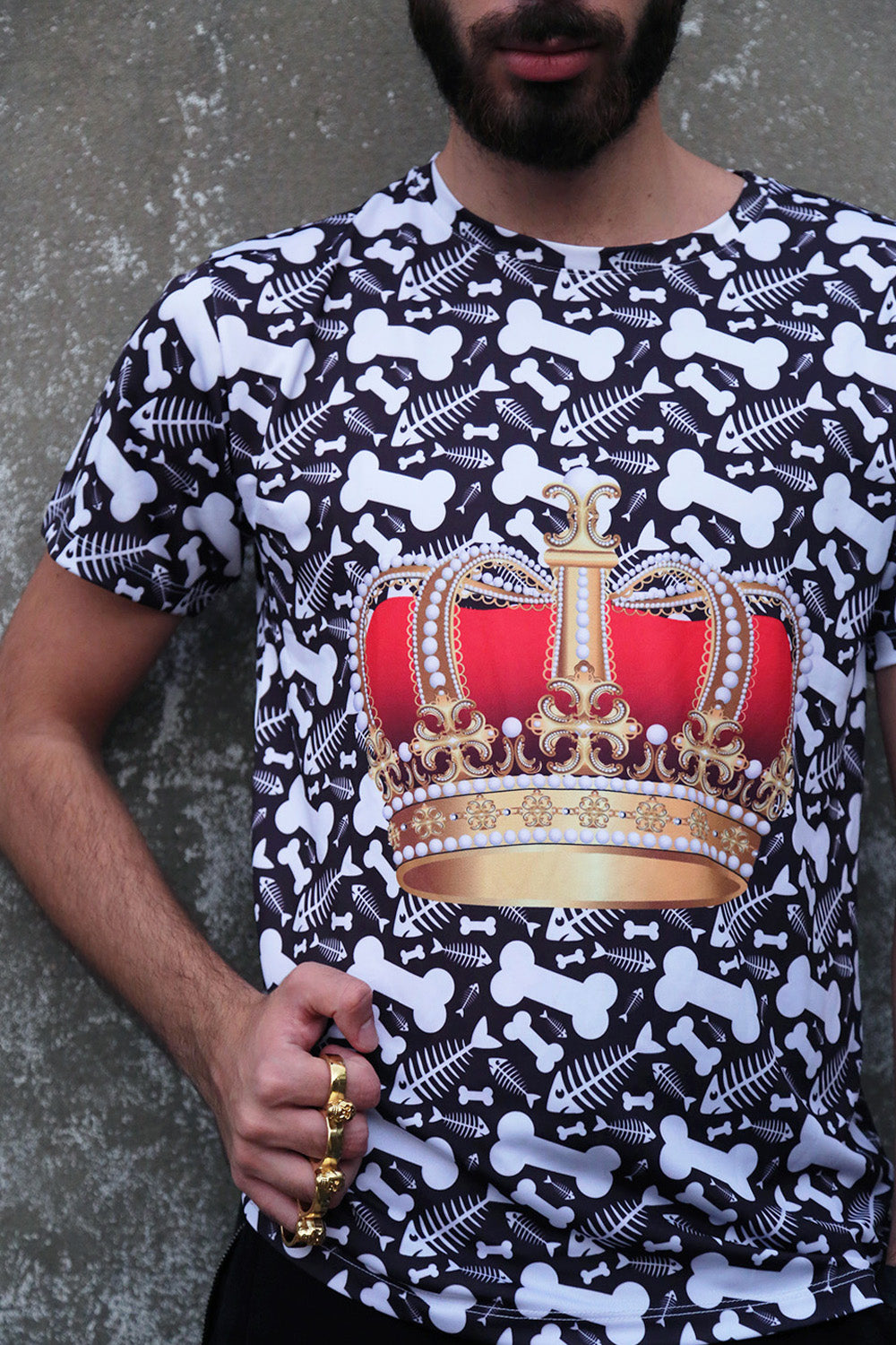 King's Gluttony shirt