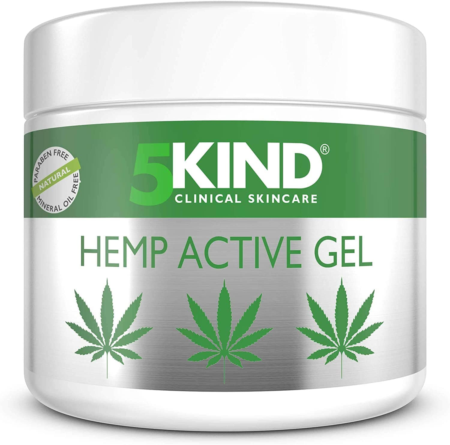 5Kind Hemp Joint & Muscle Active Relief Gel