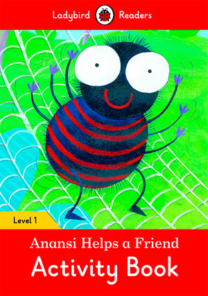 Anansi Helps A Friend Activity Book (Lb)