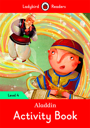Aladdin Activity Book (Lb)
