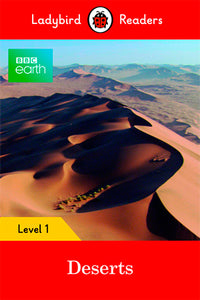 Bbc Earth: Deserts (Lb)
