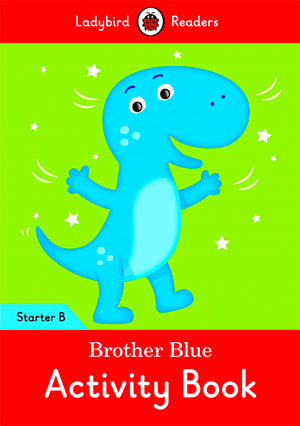 Brother Blue Activity Book (Lb)