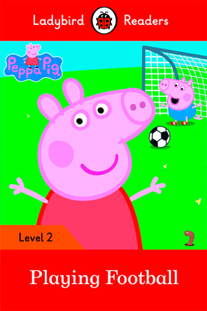 Peppa Pig: Playing Football (Lb)