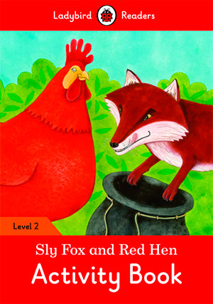 Sly Fox And Red Hen Activity Book (Lb)