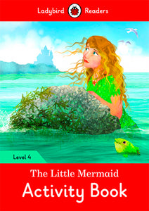 The Little Mermaid Activity Book (Lb)