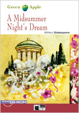 A Midsummer Night's Dream+Cd (Ga)