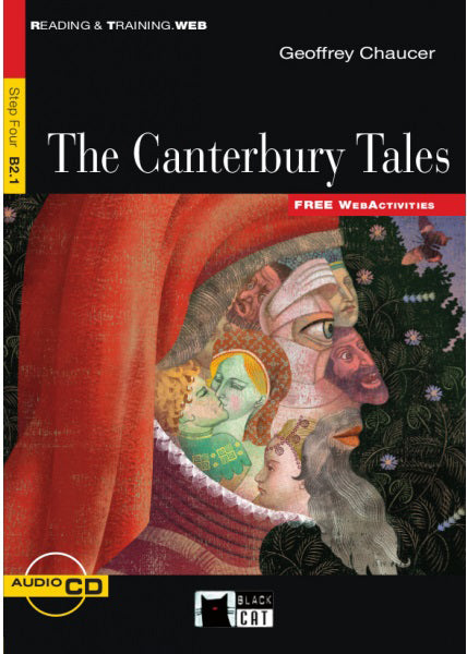 The Canterbury Tales+Cd (N/E 2014)