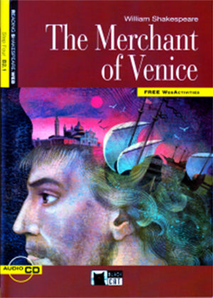 The Merchant Of Venice N/E+Cd+Ereaders