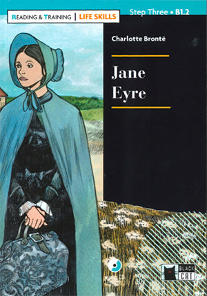 Jane Eyre (R&T) Life Skills+Cd (Ereaders B1.2)