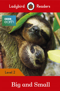 Bbc Earth: Big And Small (Lb)