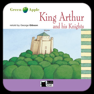 King Arthur And His Knights (Digital) Green Apple