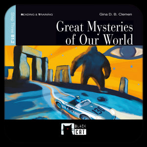 Great Mysteries Of Our World (Digital)