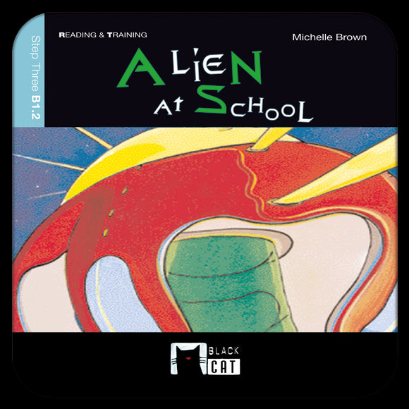 Alien At School (Digital)