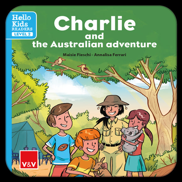 Charlie And The Australian...(Digital) Hello Kids