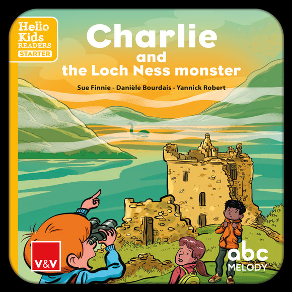 Charlie And The Loch Ness ...(Digital) Hello Kids