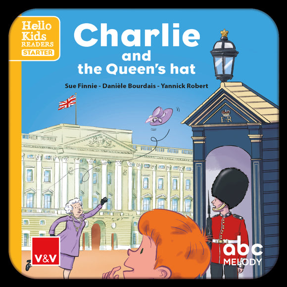 Charlie And The Queen's Hat (Digital) Hello Kids