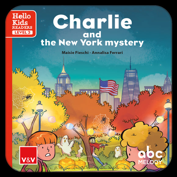 Charlie And The New York...(Digital) Hello Kids