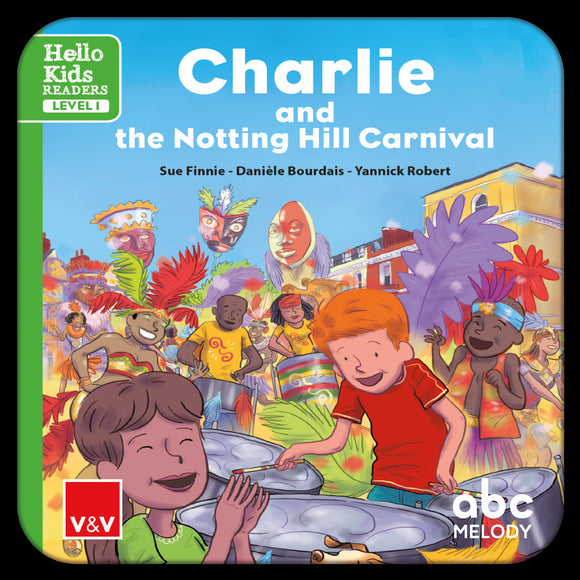 Charlie And The Notting...(Digital) Hello Kids