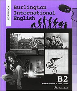Burlington International English B2+ Sb