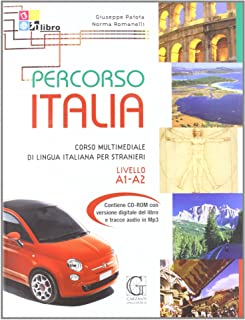 Percorso Italia A1 - A2. Libro + Cd Libro Digitale