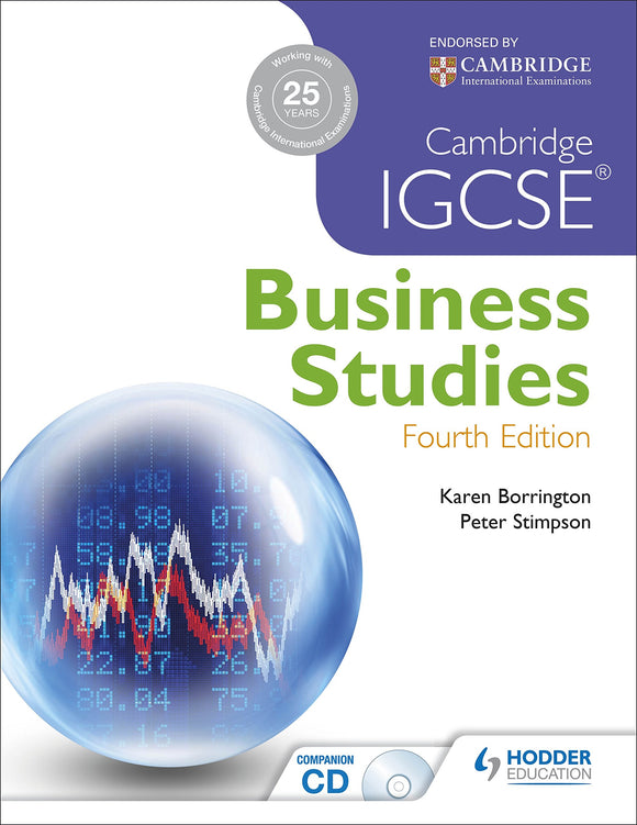 Business Studies (Cambridge Igcse)
