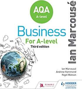 Aqa Business For A Level (Marcousé)