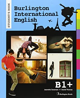 Burlington International English B1+ Sb