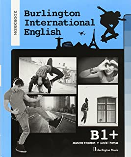Burlington International English B1+ Wb