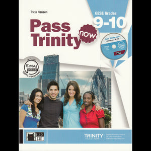 Pass Trinity Now Grades 9/10 +Dvd