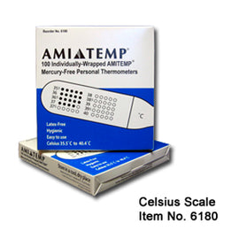 AMITemp® Single-Use Thermometers