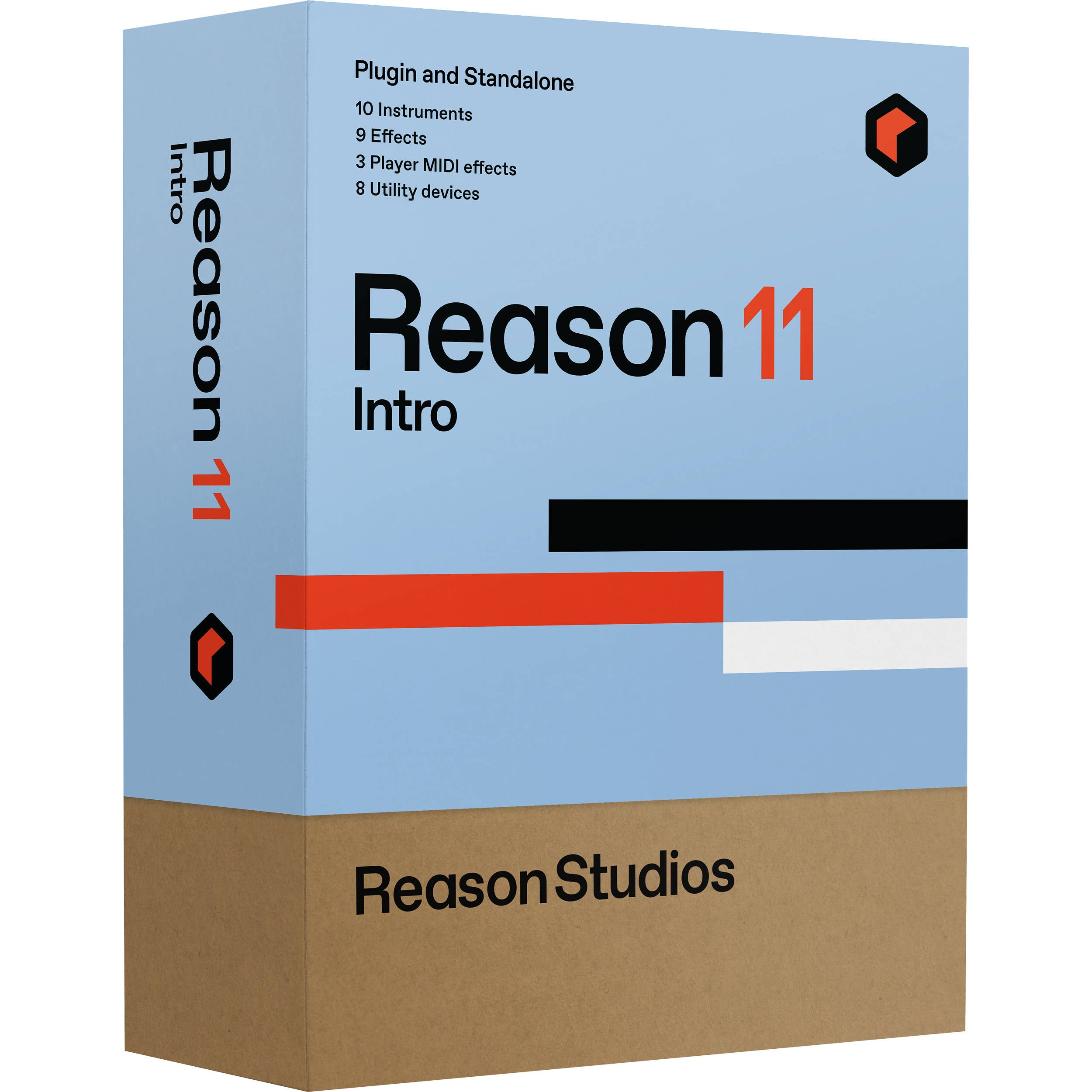 Propellerhead Reason 11 Intro