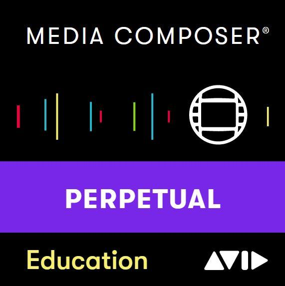 Avid Media Composer Perpetual License Versión Educativa