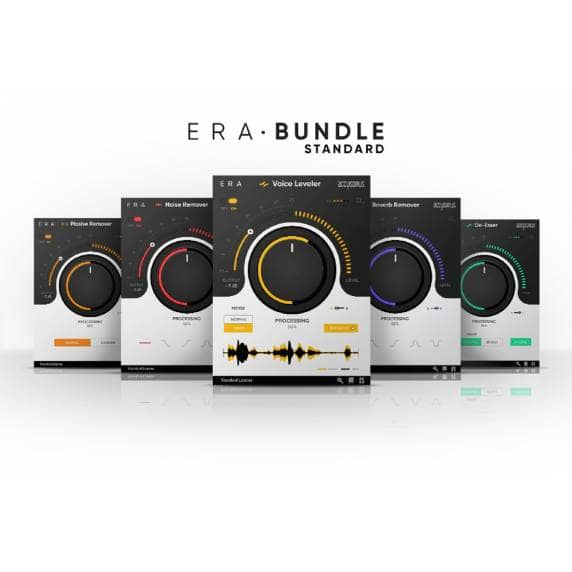 Accusonus ERA Bundle 5 Standard