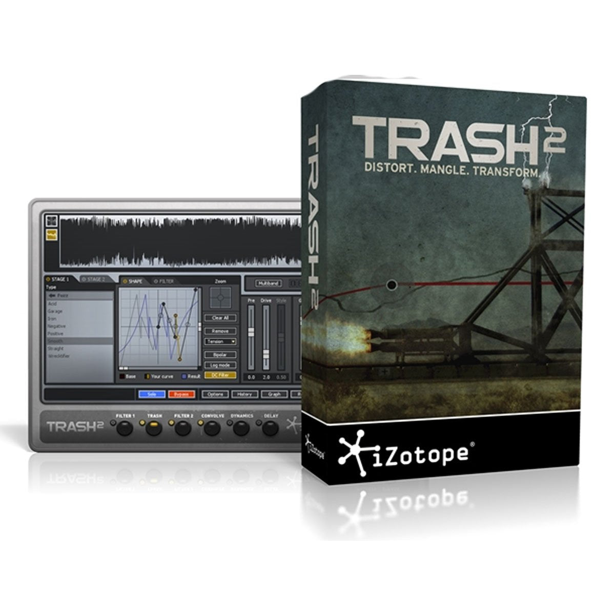 iZotope Trash 2 EDU
