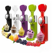 BigSwirlio Automatic Frozen Fruit ice cream & mini slush machine