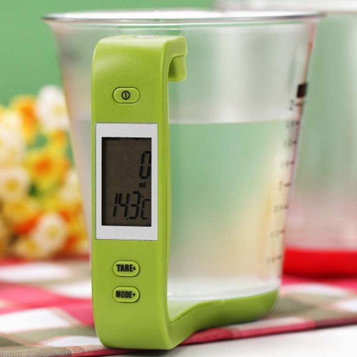 Measuring Cup With LCD Digital Scale