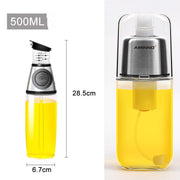 Oil spray bottle