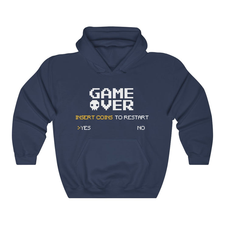 Game Over RETRO Hoodie