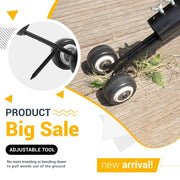 Gardening Weeder For Lawn Yard Grass Razor