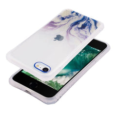 TPU Case Compatible With iPhone SE 2020, Purple