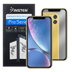 Mirror Plastic Screen Protector Compatible With iPhone XR/11