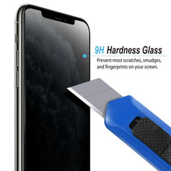Insten 2-Pack For Apple iPhone 11 Pro Max Privacy Anti-Spy Tempered Glass Screen Protector