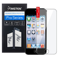 INSTEN Reusable Screen Protector Compatible with Apple iPod Touch 5th/6th Generation