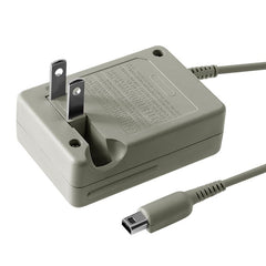 Travel Charger compatible with Nintendo NEW 3DS XL / NEW 2DS XL / 3DS XL / 2DS / 3DS / DSi / DSi XL, Gray