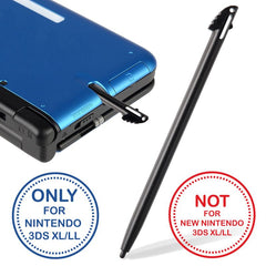 Stylus compatible with Nintendo 3DS XL / LL, Black
