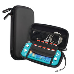 Case Cover Compatible With Nintendo Switch Lite, Black