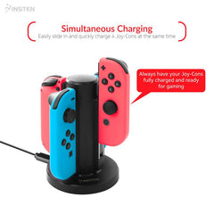 Joy Con Charging Station for Nintendo Switch