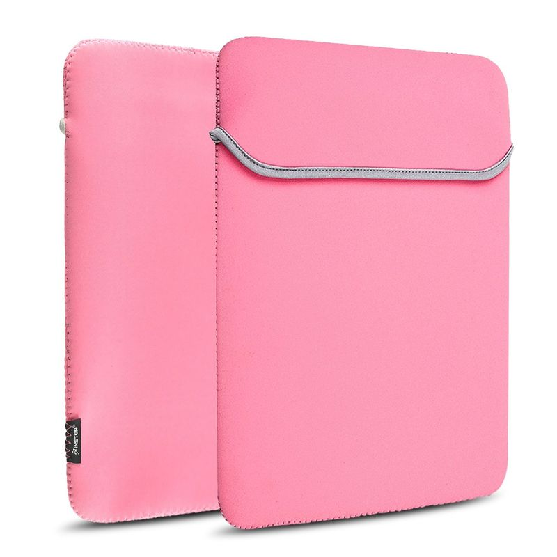 Laptop Sleeve compatible with MacBook Pro/Air 13-inch, Pink